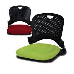 F2696 솔리드 기본형좌식 의자