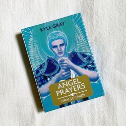 엔젤 프레이어 천사의 기도 오라클 카드