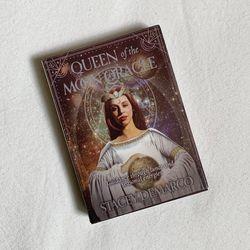 퀸 오브 더 문 오라클 카드