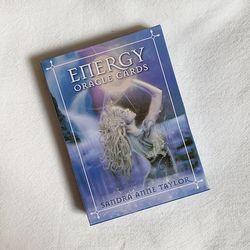 에너지 오라클 카드