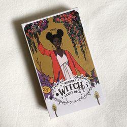 모던 위치 타로 카드 현대 마녀 타로