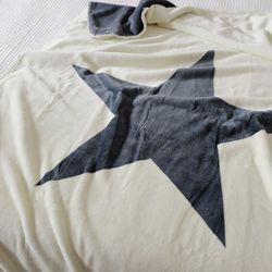 스타 겨울 극세사 양면 블랭킷 담요 S (100x150)