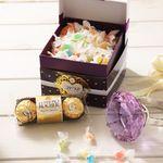 보석함(68g) 화이트데이 사탕 초콜릿 캔디 여친 선물