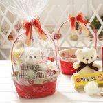 대바구니(소)(426g) 화이트데이 사탕 초콜릿 여친선물