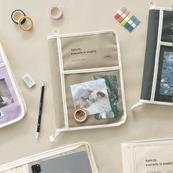 아이코닉 태블릿 북파우치