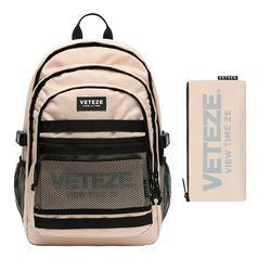 [SET] 드림 키퍼 백팩 (베이지) Dream Keeper Backpack (beige)