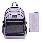 [단독특가] [SET] 드림 키퍼 백팩 (퍼플) Dream Keeper Backpack (purple)