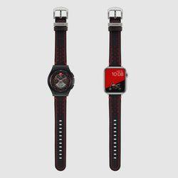 [MR TIME x DUCATI] 두카티 콜라보 시계줄 싱글스티치