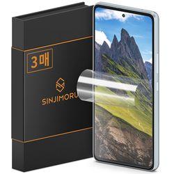 갤럭시 A51 5G 풀커버 자가복원 TPU 휴대폰 액정보호필름 3매