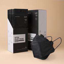 (NEW)KF94 황사방역용 마스크 블랙 20매