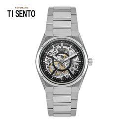 티센토 TS60061BS 오토매틱 남성시계