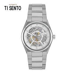 티센토 TS60061WS 오토매틱 남성시계