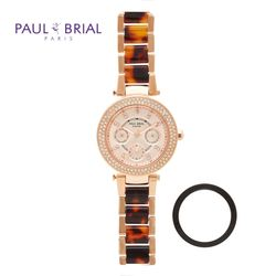 폴브리알 여성 메탈시계 PB8018RGB(베젤 1종)