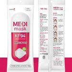 국제약품 메디마스크 KF94 황사방역마스크 대형 1매입20EA