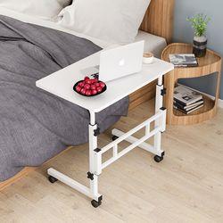 카라스탠딩M 60X40 높이조절책상 테이블 이동식