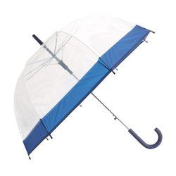 [슈펜] 컬러블록 투명 우산 BLQL79A09