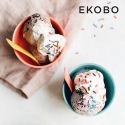 [무료배송] [에코보] 아이스크림 세트(4P) Retro