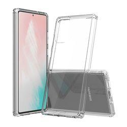 갤럭시 s21 플러스 퍼펙트핏 유니온 투명 젤리 케이스