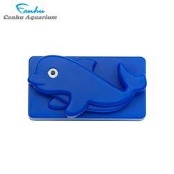 칸후 돌고래 자석청소기 (블루)