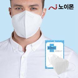 노이몬 KF94 대형 100매 새부리형 식약처 황사 방역용 마스크