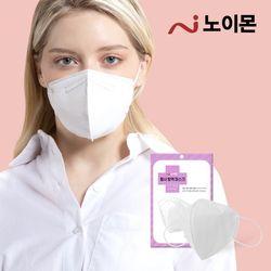 노이몬 KF94 중형 100매 새부리형 식약처 황사 방역용 마스크