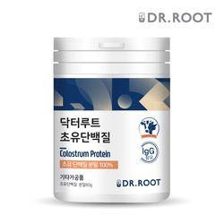닥터루트 미국산 초유단백질 LGG 락티움 분말 80g 1통