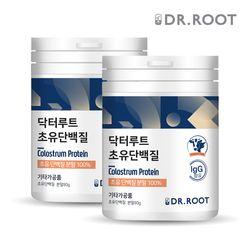 닥터루트 미국산 초유단백질 LGG 락티움 분말 80g 2통