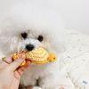삑삑이 사탕 강아지 장난감 뜨개 핸드메이드 장난감