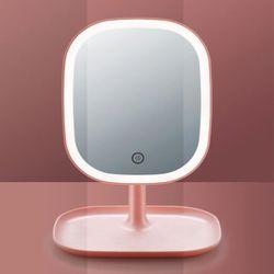 LED 메이크업 3색 무드등 조명거울