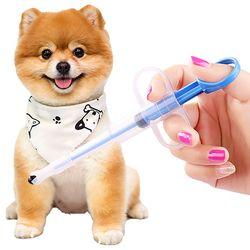 강아지 고양이 약 주사기 애견 이유식 알약 약먹이기