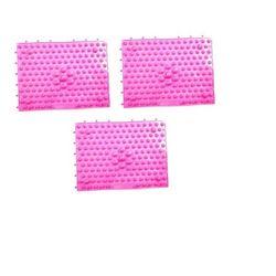 ABM 조립식 발지압매트 핑크 3개