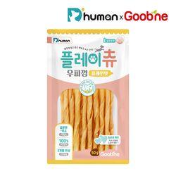 플레이츄 우피껌 - 플레인맛 (50g)