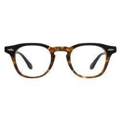 Ginsberg 46 PATCHWORK - 블랙 올리브앰버