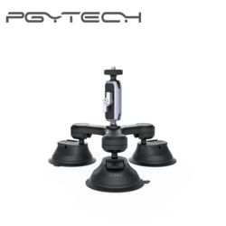 PGYTECH 3중 흡착식 카메라 거치대 P-GM-136