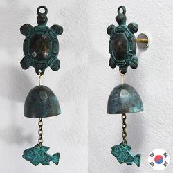 청동 거북이 맑은소리 문종 도어벨 1종 SDH-153