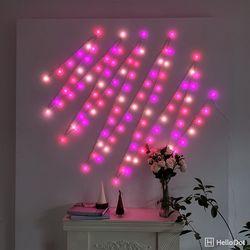 컬러마법 LED 앵두전구 100구