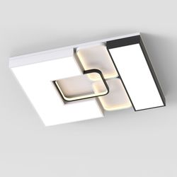 LED 훈민정음 거실등 190W 분리점등 주광 주백 40평