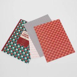 기프트 패턴 포장지북(24매) (아스터)