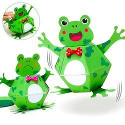 만들기 점프 개구리 장난감 (5인용)