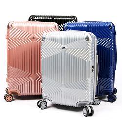 [프리마인드] 로제트 확장형 여행용 화물용 캐리어 24인치 PC