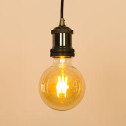 LED 에디슨전구 G95 4W 더쎈