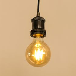 LED 에디슨전구 G80 4W 더쎈