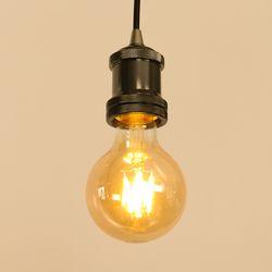 LED 에디슨전구 G125 4W 더쎈