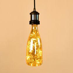 LED 에디슨전구 은하수 물병 3W 더쎈