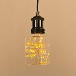 LED 에디슨전구 사각 은하수 큐브 C90 2W 넥스트아이