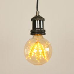 LED 에디슨전구 나뭇잎 G95 2W 넥스트아이