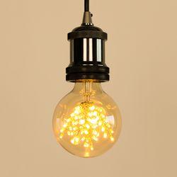 LED 에디슨전구 나뭇잎 G80 2W 넥스트아이