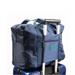 프리마인드 여행용 캐리어 결합 폴딩백 여행가방