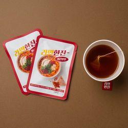 라면티백 라면한잔 얼큰한맛 (12개입)