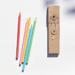 색종이 색연필